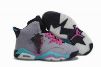 Air Jordan Retro 6 Women Shoes-2