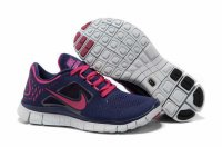 Nike Free 5.0 3V Purple Pink Shoes