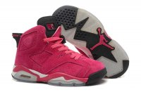 Air Jordan 6 Women Shoes-9