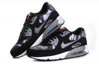 Nike Air Max 90 Black Camo Men Shoes-91