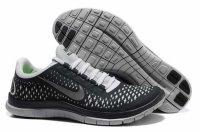 Nike Free 3.0 V4 Black Gray Shoe