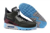 2014 Nike Air Max 90 Winter Sneakerboot Men Shoes-155