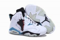 Air Jordan Retro 6 Women Shoes-1