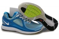 Nike Lunar Eclipse SkyBlue White Mens Shoes