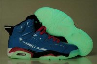 Air Jordan Retro 6 Women Shoes-5