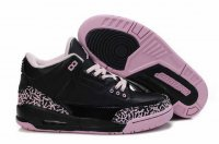 Air Jordan Retro 3 Women Shoes-1