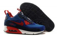 2014 Nike Air Max 90 Sneakerboots Prm Undeafted Men Shoes-137