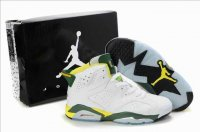 Air Jordan Retro 6 Shoes-7