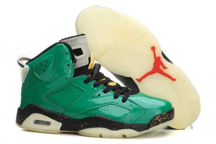 Air Jordan 6 Men Shoes-9 - Click Image to Close