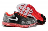 Nike LunarEclipse+ 2 Shoes Black Red White