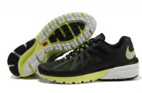 Nike LunarHaze+ Black Green Mens Shoes