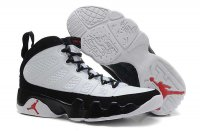 Air Jordan 9 Women Shoes-1