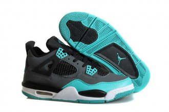 Jordan 4 Tiffany Men Shoes-1