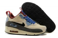 2014 Nike Air Max 90 Sneakerboots Prm Undeafted Men Shoes-130