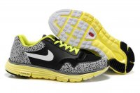 Nike LunarEclipse+ 2 Shoes Black Yellow