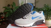 Nike Air Max 90 Grey Men Shoes-89