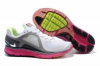 Nike Lunar Eclipse White Grey Pink Mens Shoes