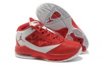 Air Jordan Melo Women red white Shoes