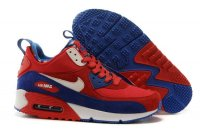 2014 Nike Air Max 90 Sneakerboots Prm Undeafted Men Shoes-123
