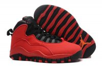 Air Jordan 10 Women Shoes-4