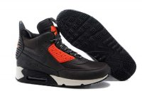 2014 Nike Air Max 90 Winter Sneakerboot Men Shoes-153