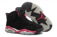 Air Jordan 6 Women Shoes-8