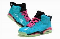 Air Jordan Retro 6Women Shoes-4